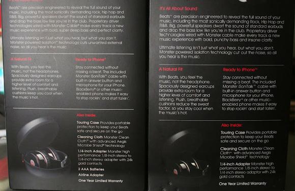 Jak rozpoznać podróbki słuchawek Monster Beats Studio HD?